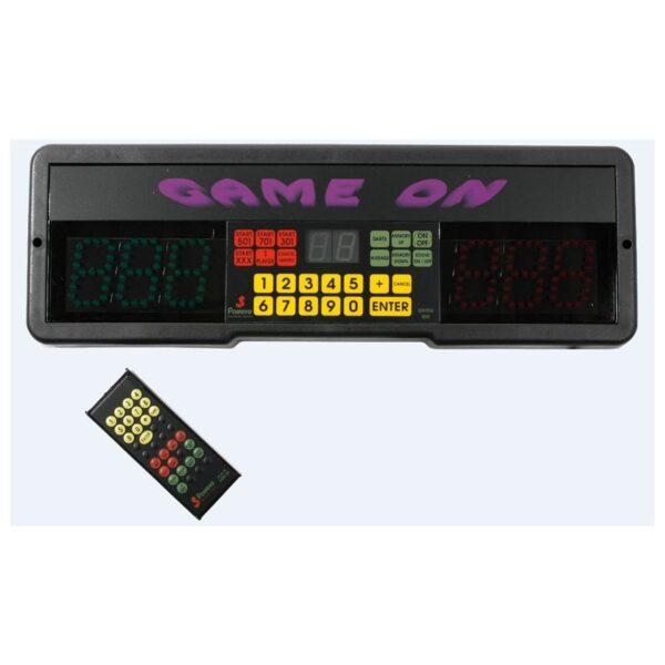Game on Scoreboard met afstandsbediening