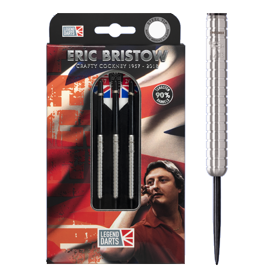 Eric Bristow Darts legend