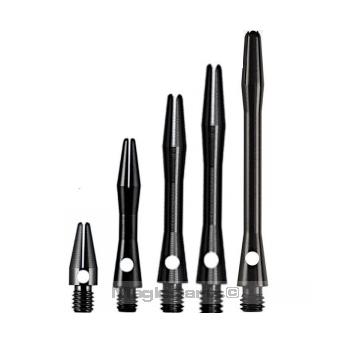 Aluminium Zwart Shaft
