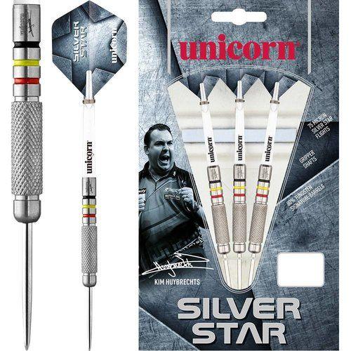 Kim Huybrechts darts unicorn silver star
