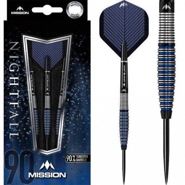 Mission Nightfall darts M4