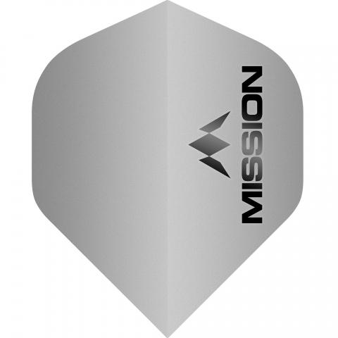 Mission flight matt silver
