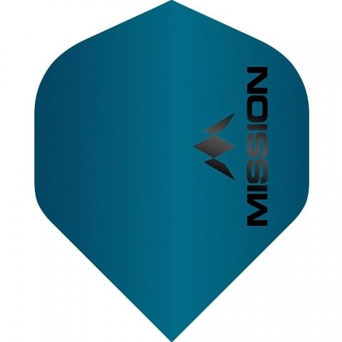 mission flight mat blue