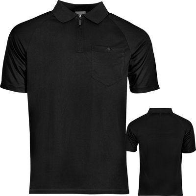 Mission Darts shirt zwart