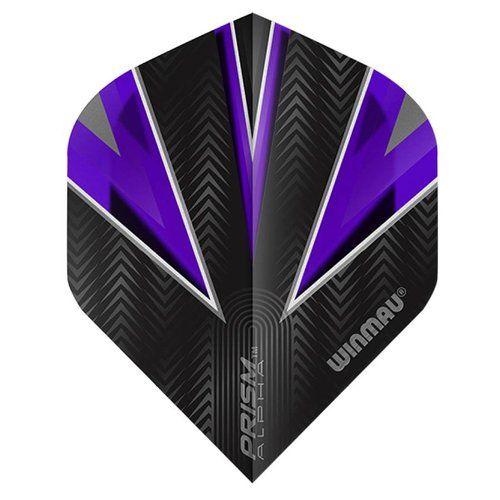 Winmau prism alpha flight paars