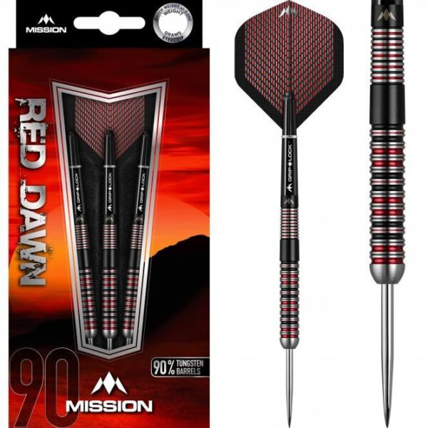 Mission Red Dawn M1 dart
