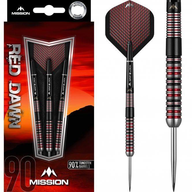 Mission Red Dawn M1 dart