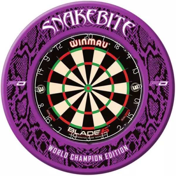 Snakebite World Champion Edition Surround