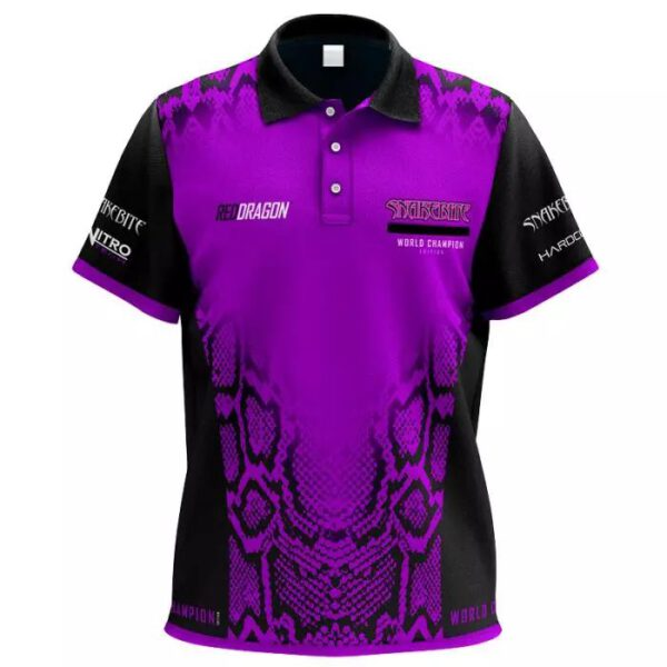 Snakebite World Champion Edition Tour Shirt
