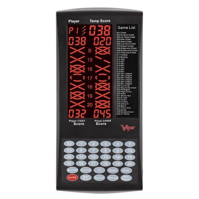 Viper ProScore Digital Dart Scorer telmachine