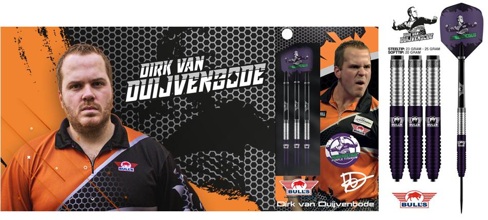 Dirk van Duivenbode darts