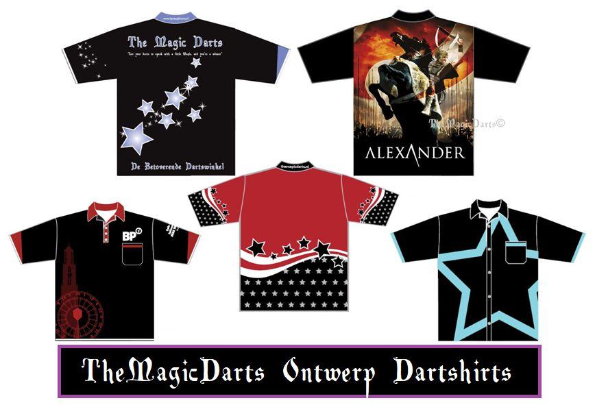 Dart Shirts