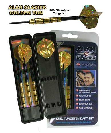 Alan Glazier Golden Ton Machine