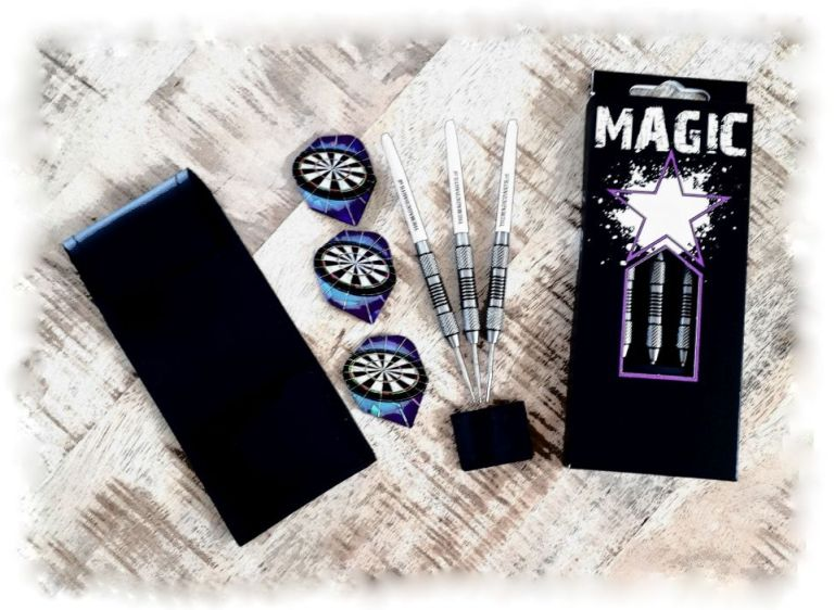 Magic Darts voorbeeld