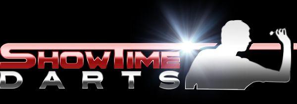 ShowTime logo zwart